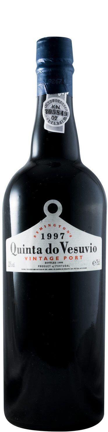1997 Quinta do Vesuvio Vintage Porto