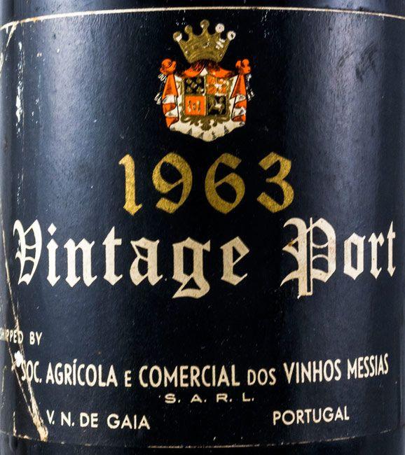1963 Messias Vintage Портвейн