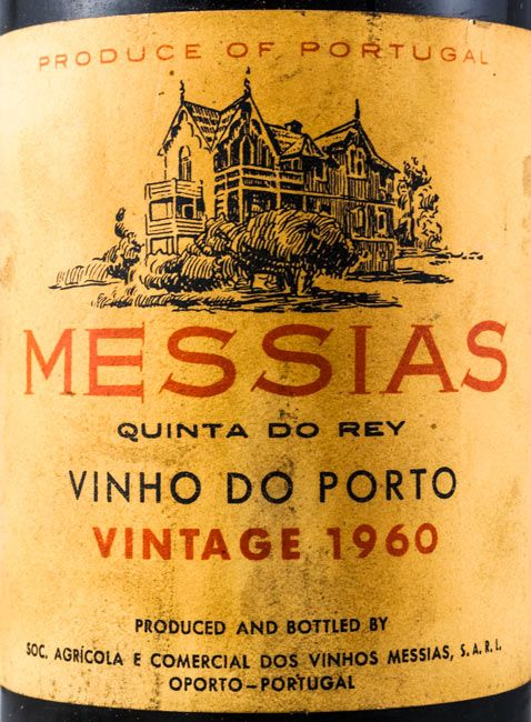 1960 Messias Vintage Port