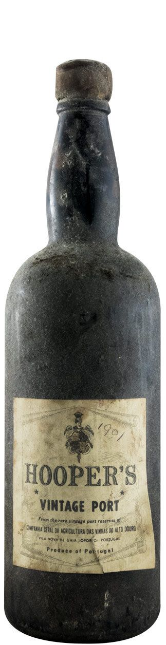 フーパース・ヴィンテージ ポート 1901年