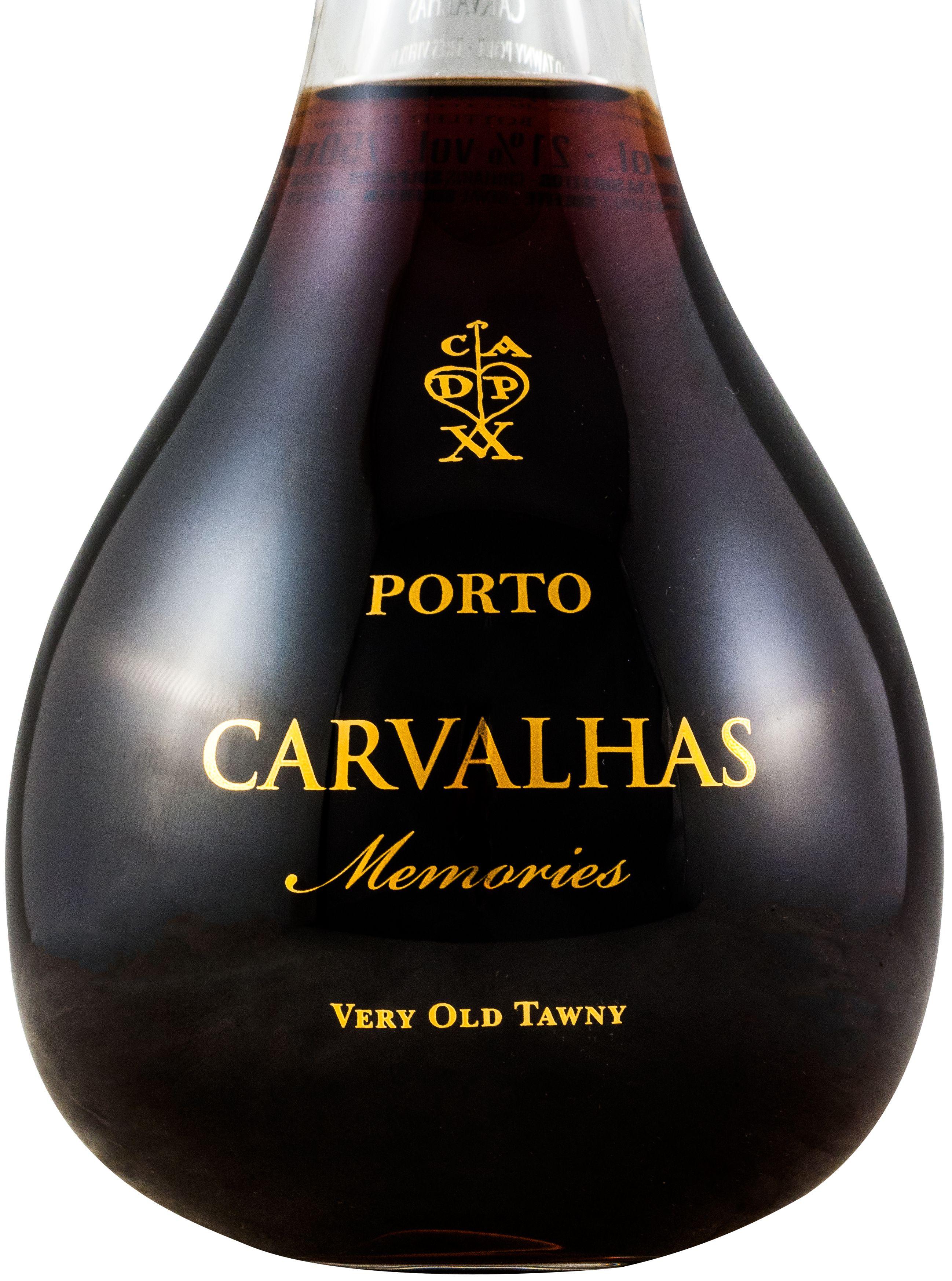 カルヴァリャス・19世紀の回想録 ポート