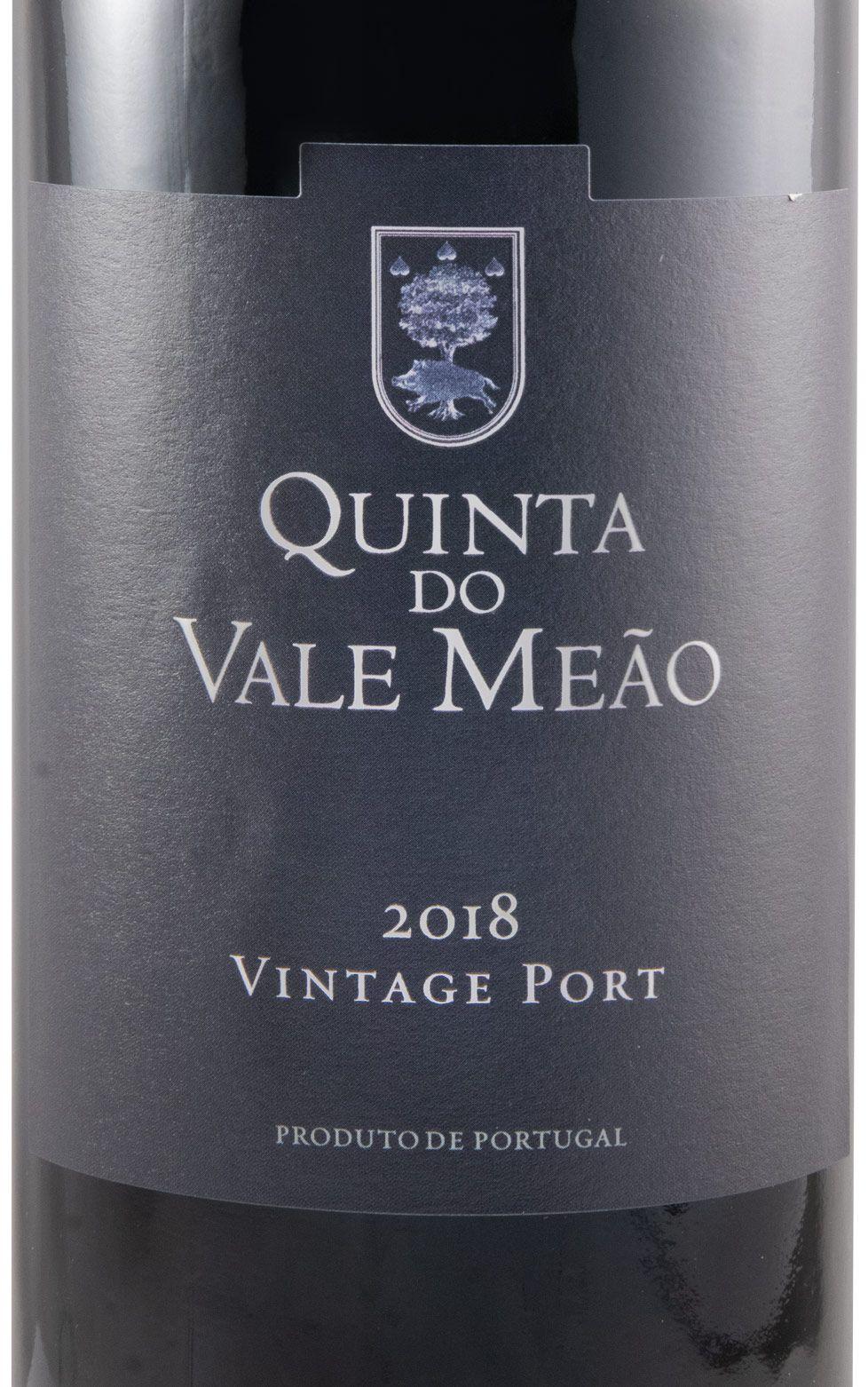 2018 Quinta do Vale Meão Vintage Porto