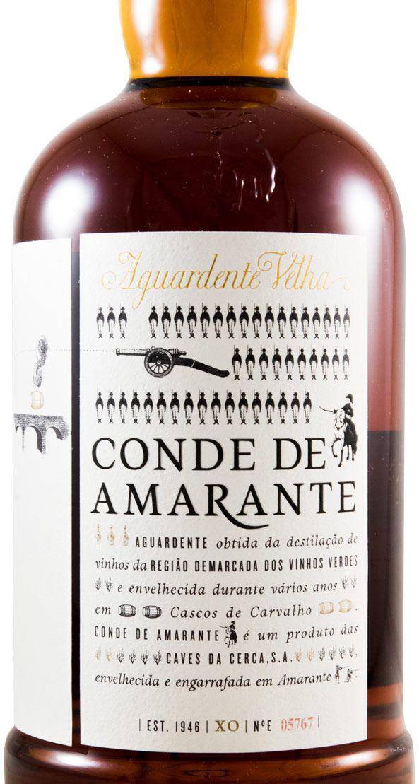 Aguardente Vínica Conde de Amarante XO