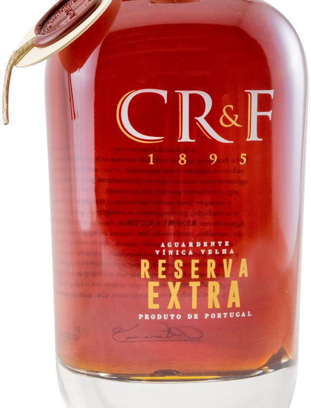 Aguardente Vínica CRF Reserva Extra