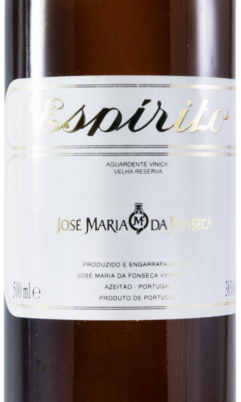 Aguardente Vínica José Maria da Fonseca Espírito 50cl