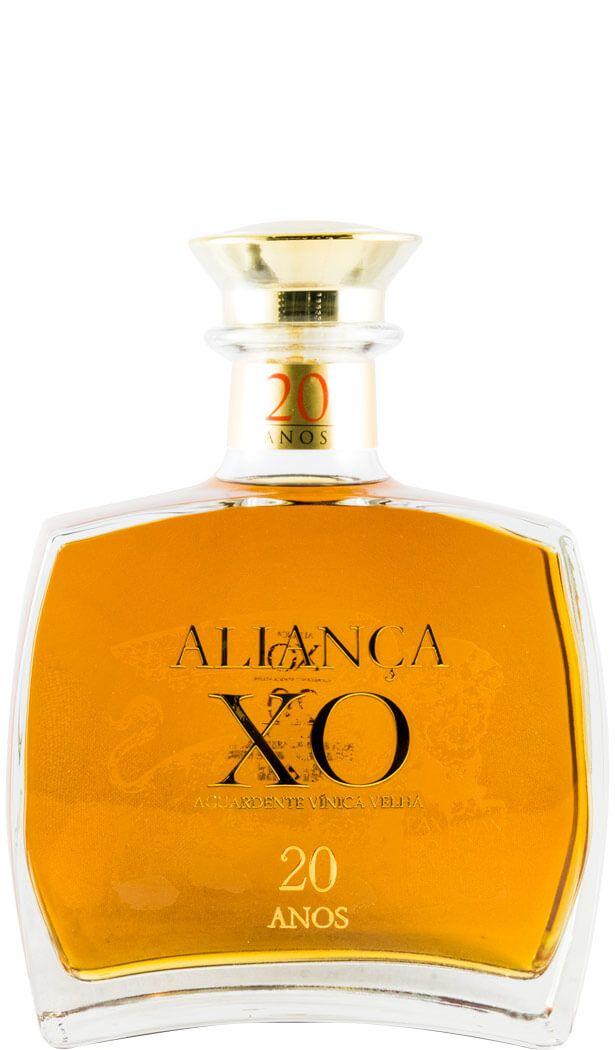 Aguardente Vínica Aliança XO 20 anos 50cl