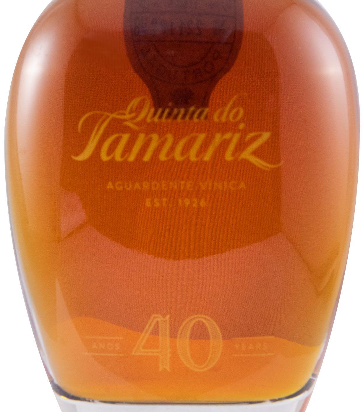 Aguardente Vínica Quinta do Tamariz 40 anos