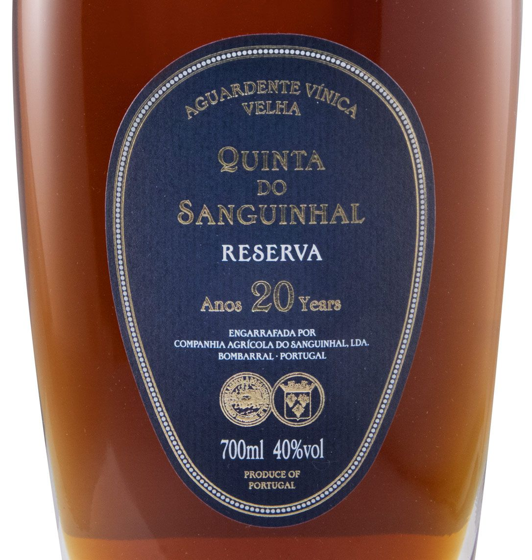 Wine Spirit Quinta do Sanguinhal Reserva 20 years