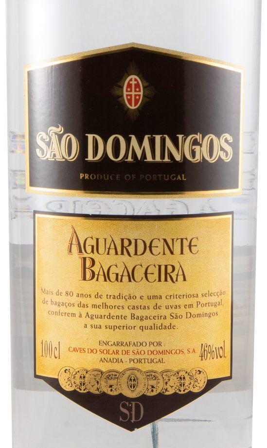Aguardente Bagaceira São Domingos 1L