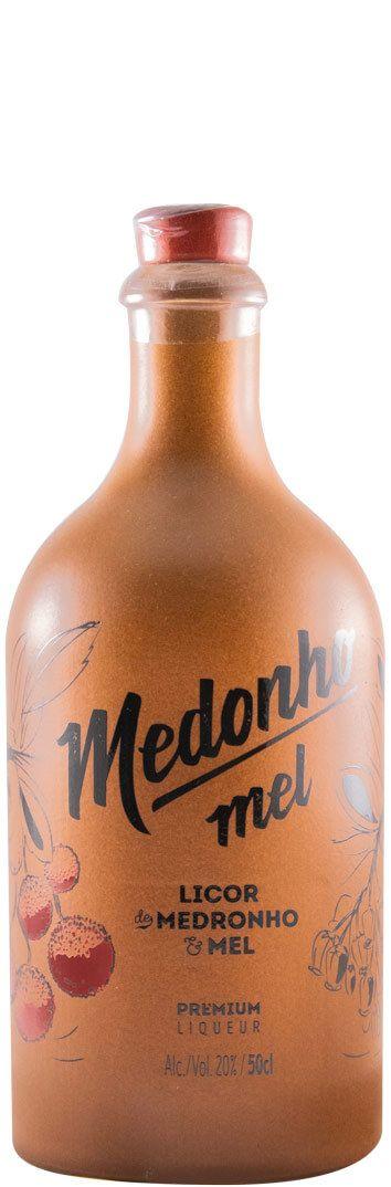 Licor de Medronho Medonho c/Mel 50cl