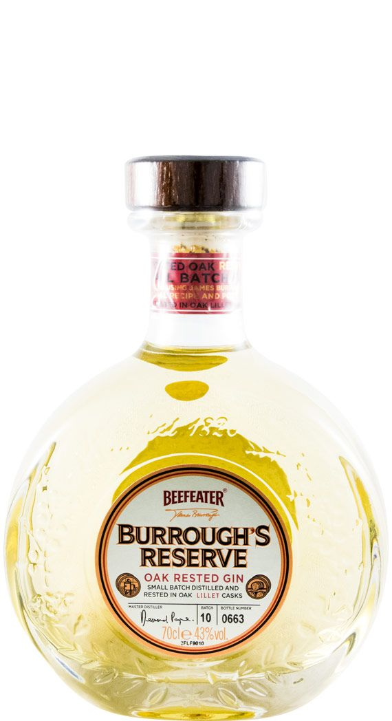 Gin Beefeater Burroughs Reserve