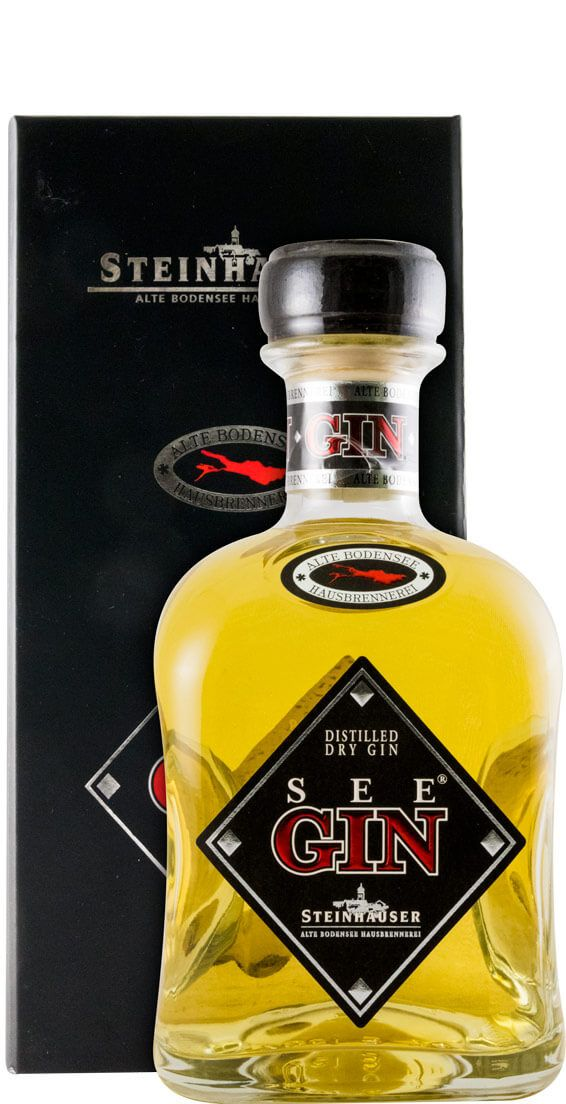 Gin Steinhauser SEE Barrel Aged Distilled