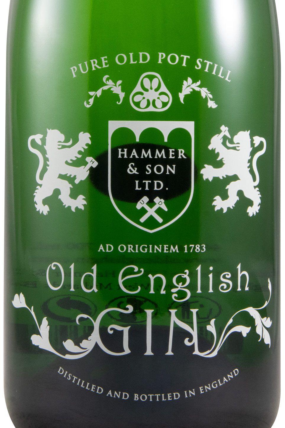 Gin Hammer & Son Old English