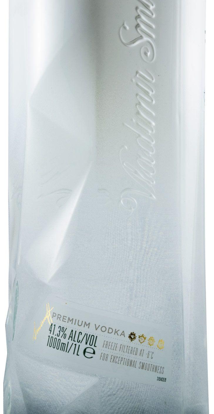 Vodka Smirnoff White 1L