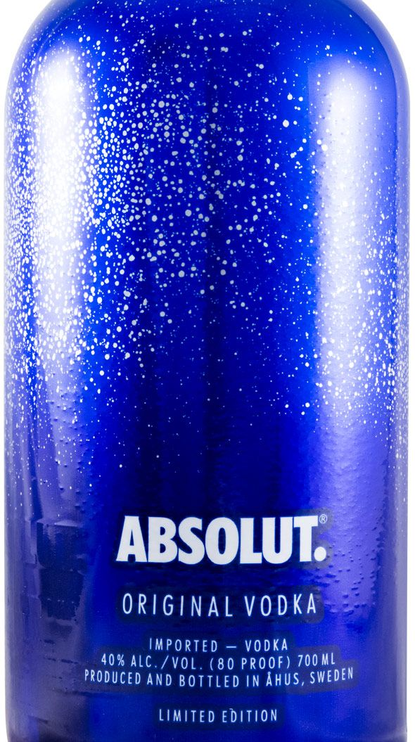 Водка Absolut Uncover