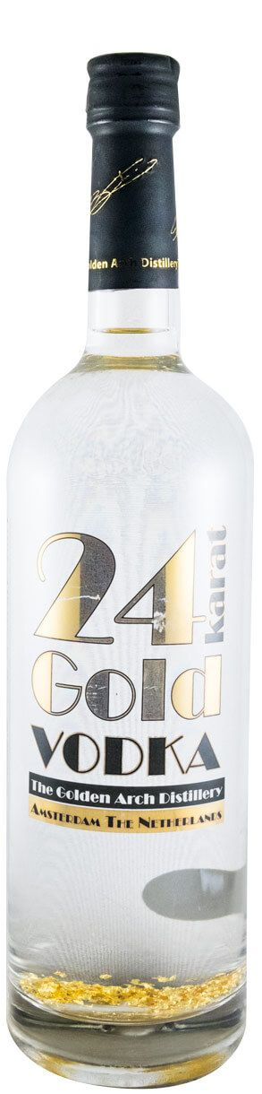 Vodka 24 Karat Gold 1L