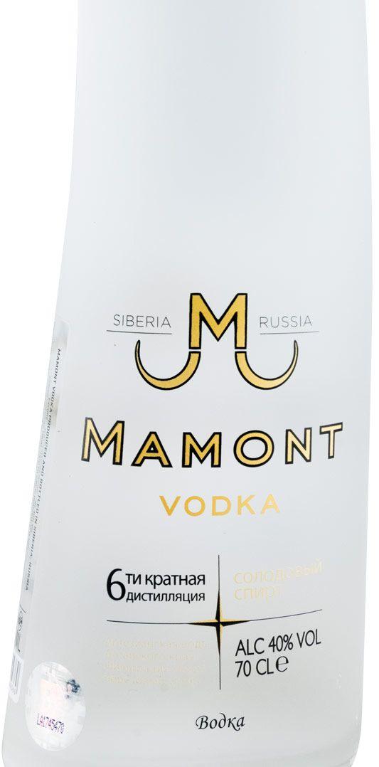 Vodka Mamont