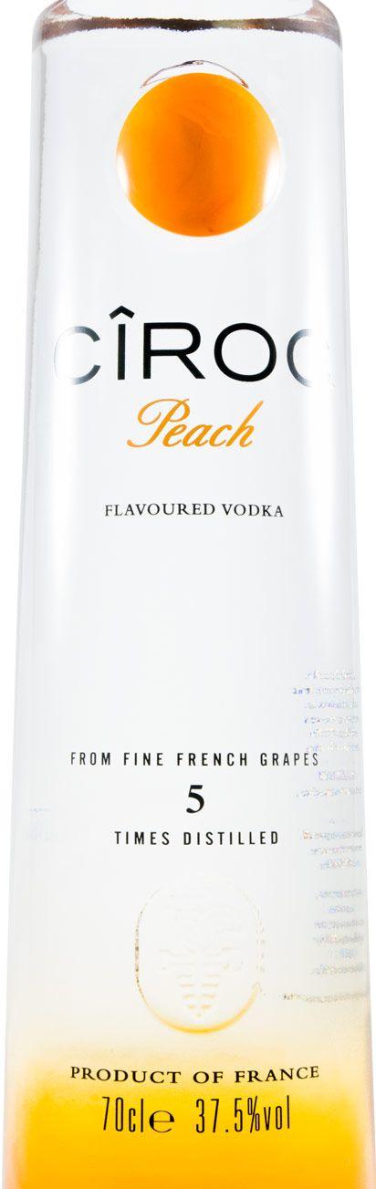 Vodka Cîroc Peach