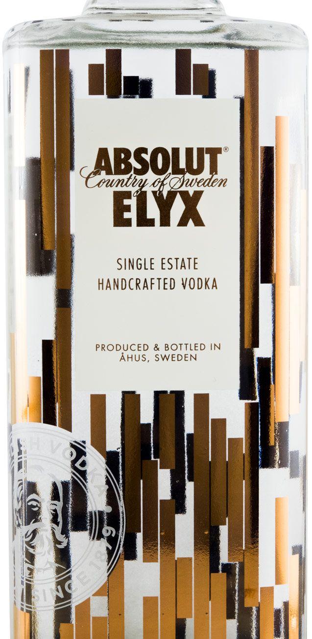 Vodka Absolut Elyx 1,5L