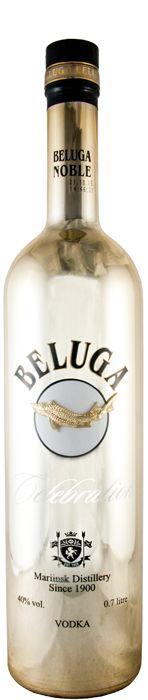 Vodka Beluga Celebration