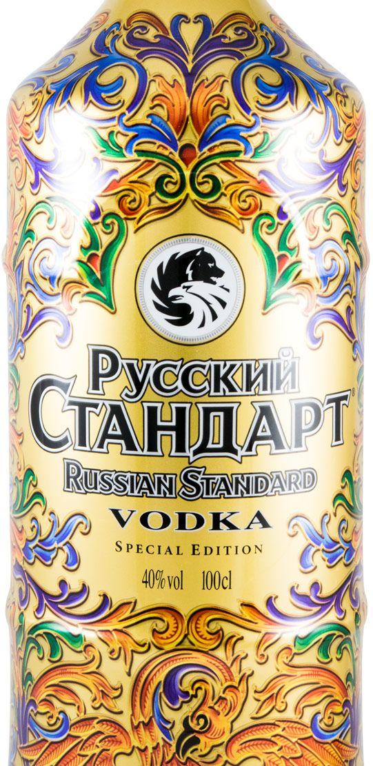 Vodka Russian Standard Lyubavin Special Edition 1L