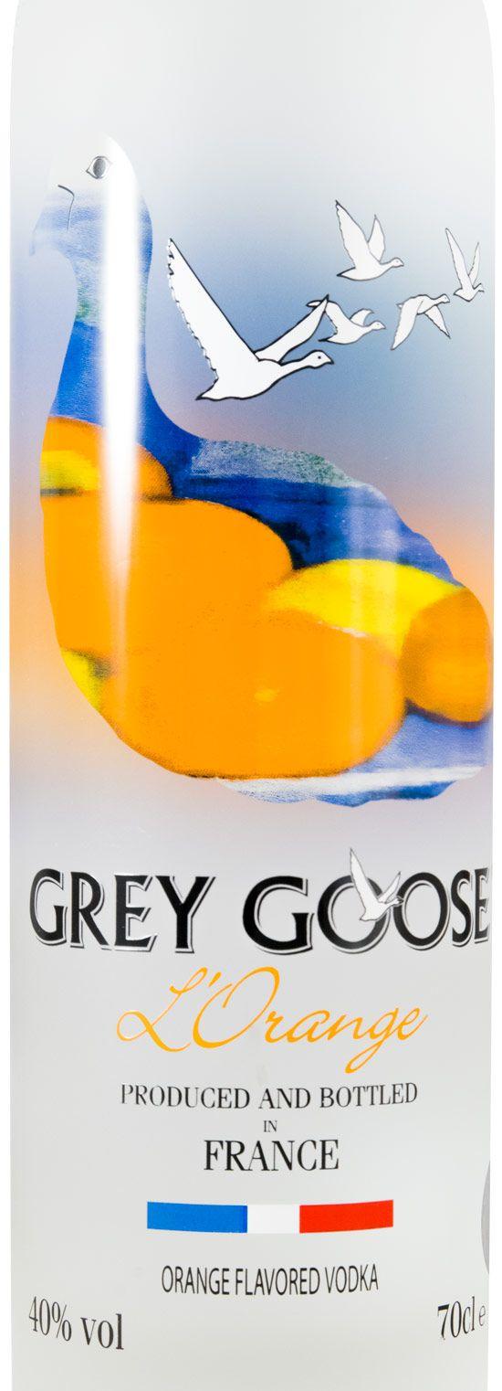 Vodka Grey Goose Orange