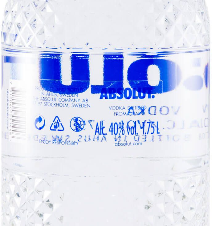 Vodka Absolut Nights Glimmer Limited Edition 1,75L