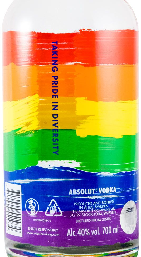 Vodka Absolut Life Ball Limited Edition 2018