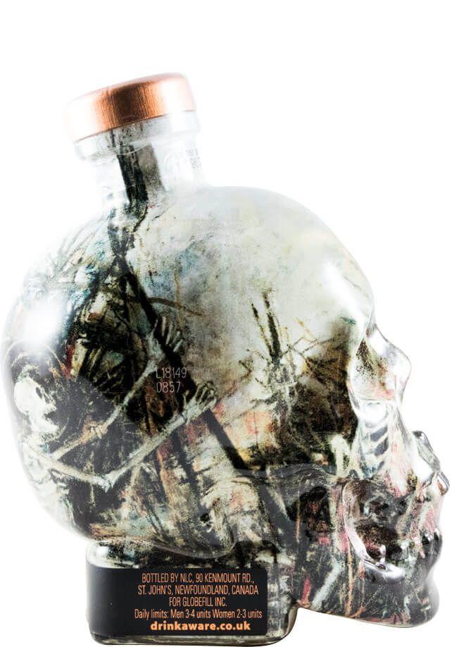 Vodka Crystal Head John Alexander Artist Series