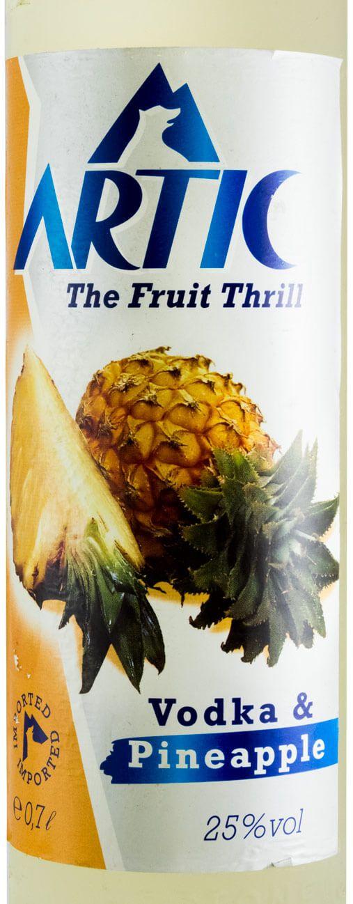 Vodka Artic Pineapple