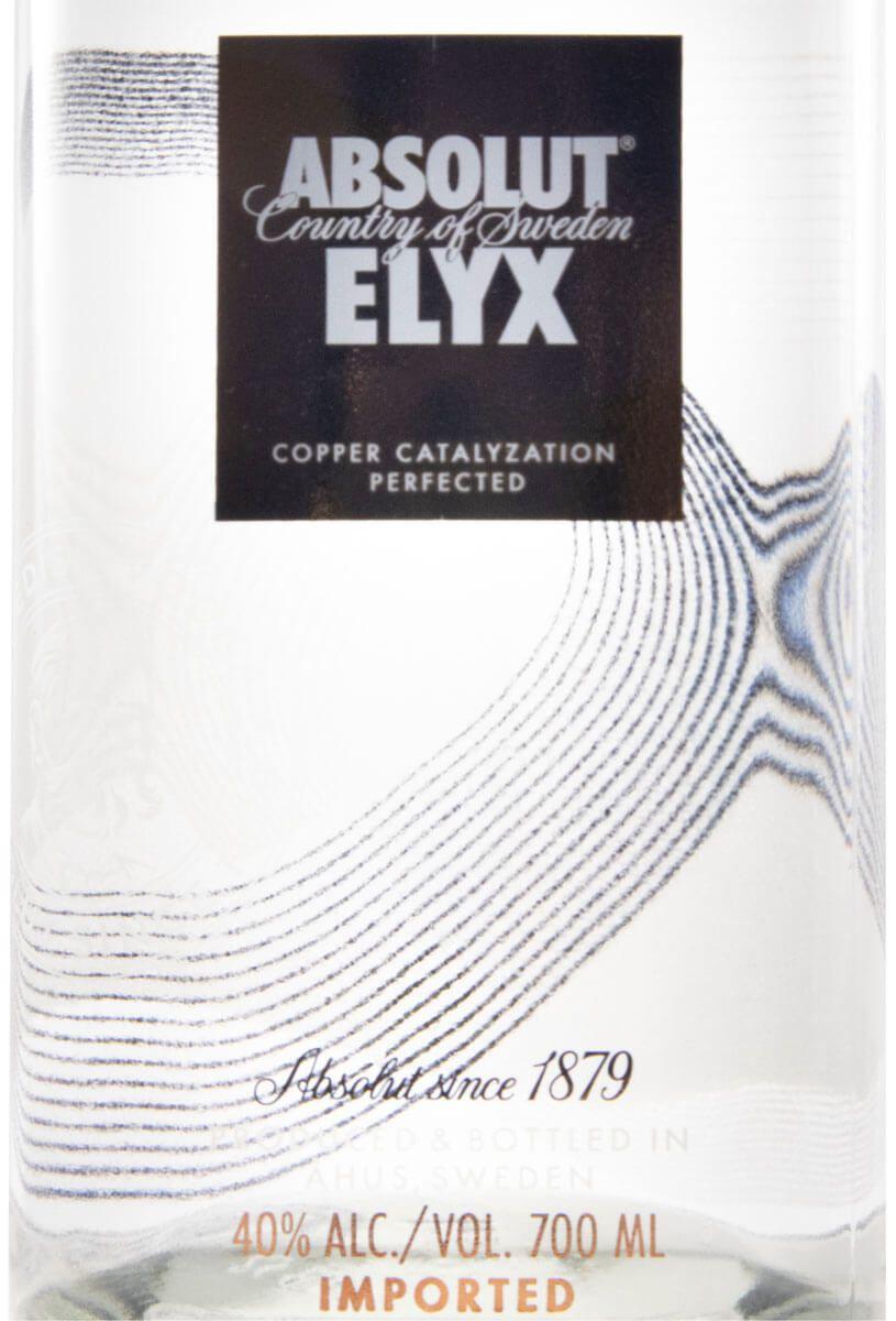 Vodka Absolut Elyx 40%