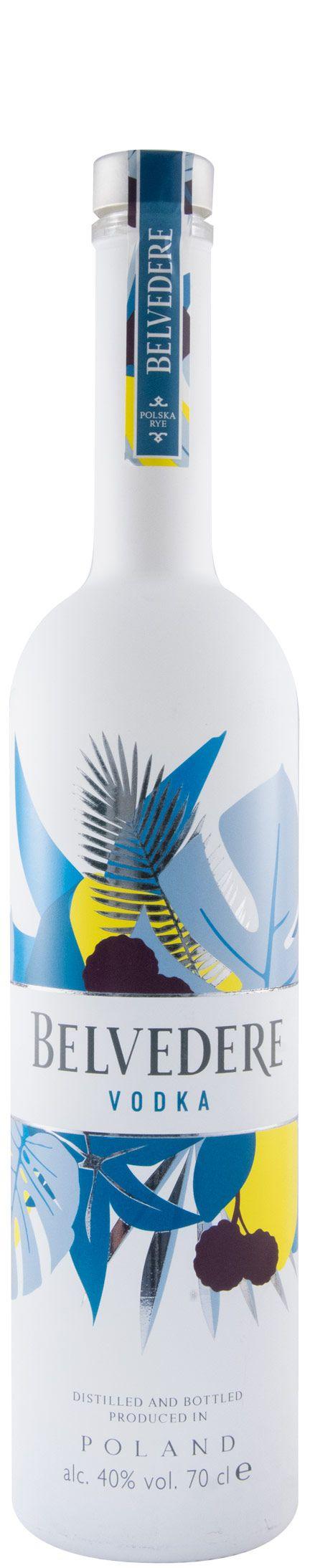 Vodka Belvedere Summer Edition