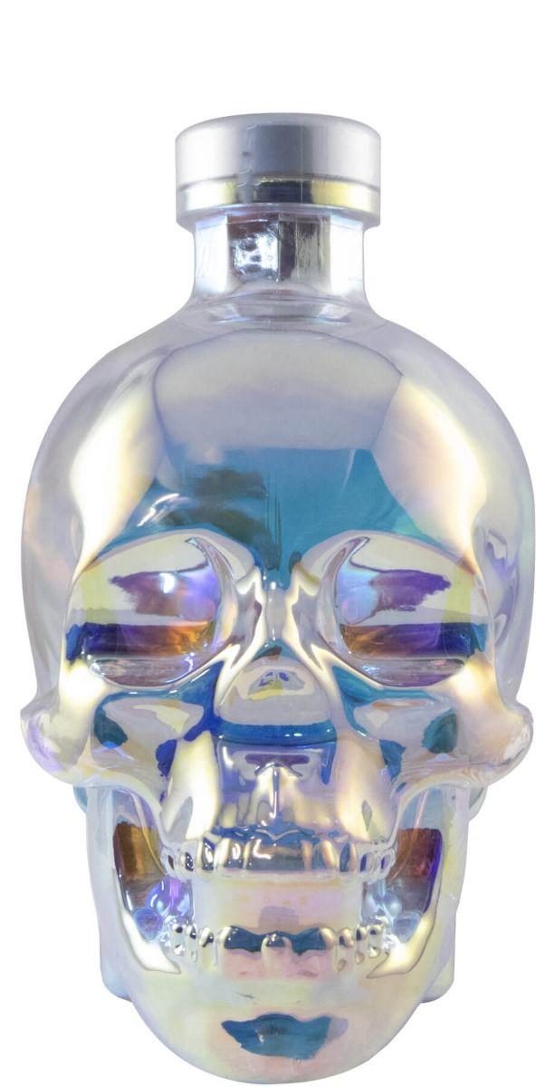 Vodka Crystal Head Aurora c/4 Shotglasses