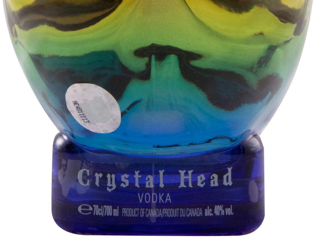 Vodka Crystal Head Rainbow