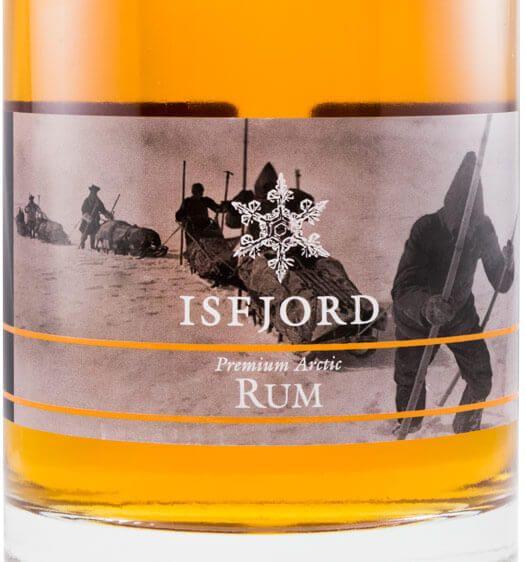 Rum Isfjord