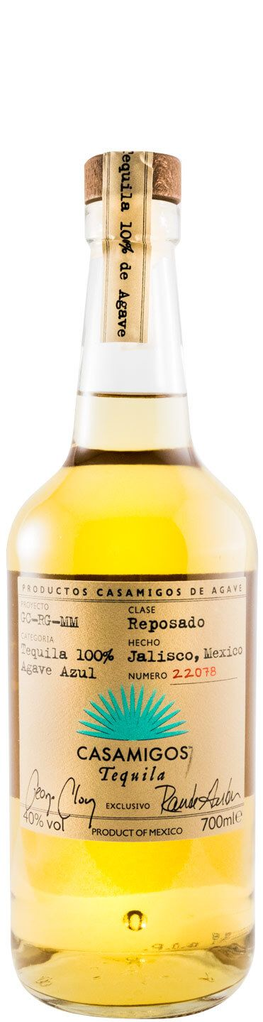 Tequila Casamigos Reposado