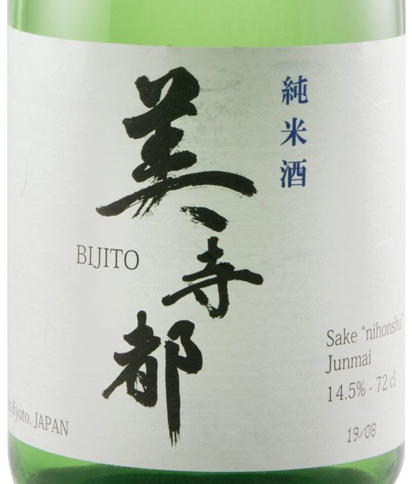 Sake Nihonshu Bijito Junmai 72cl