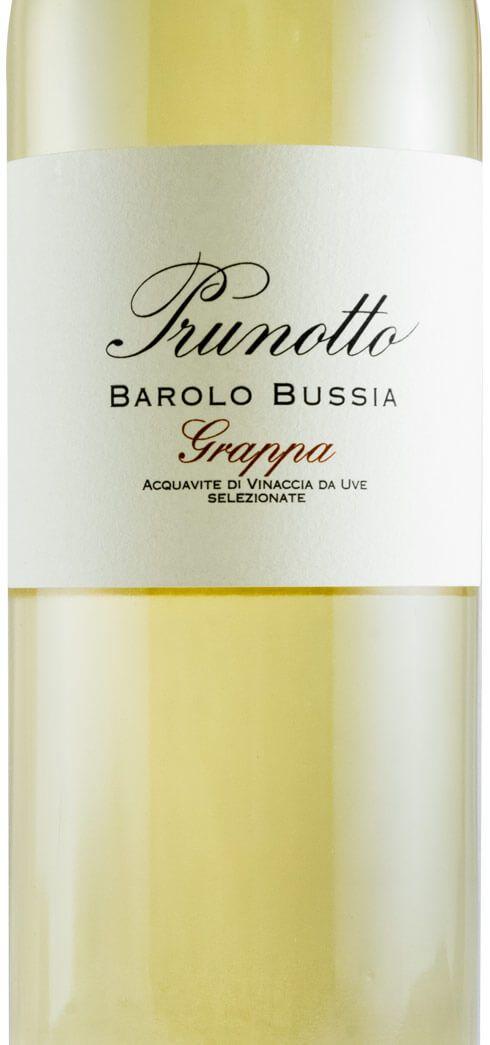 Grappa Prunotto Barolo Bussia 50cl