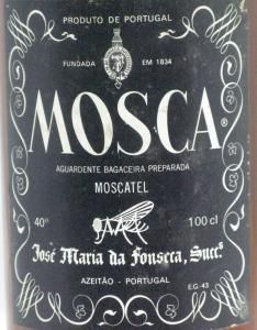 Aguardente Bagaceira Mosca 1L