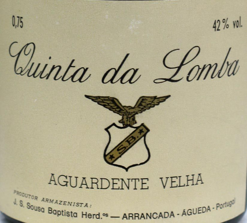 Spirit Quinta da Lomba Velha 75cl