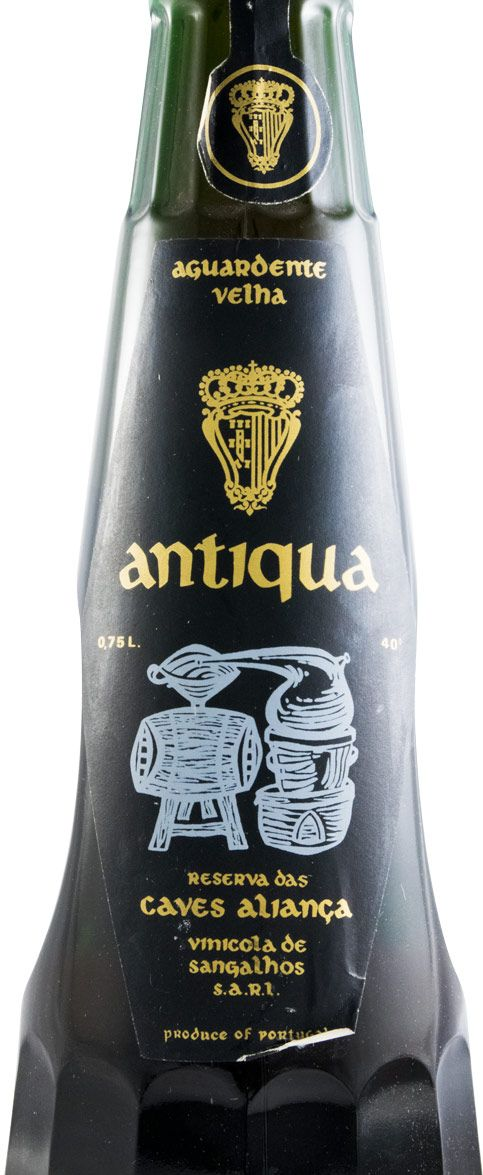 Wine Spirit Antiqua VSOP 75cl