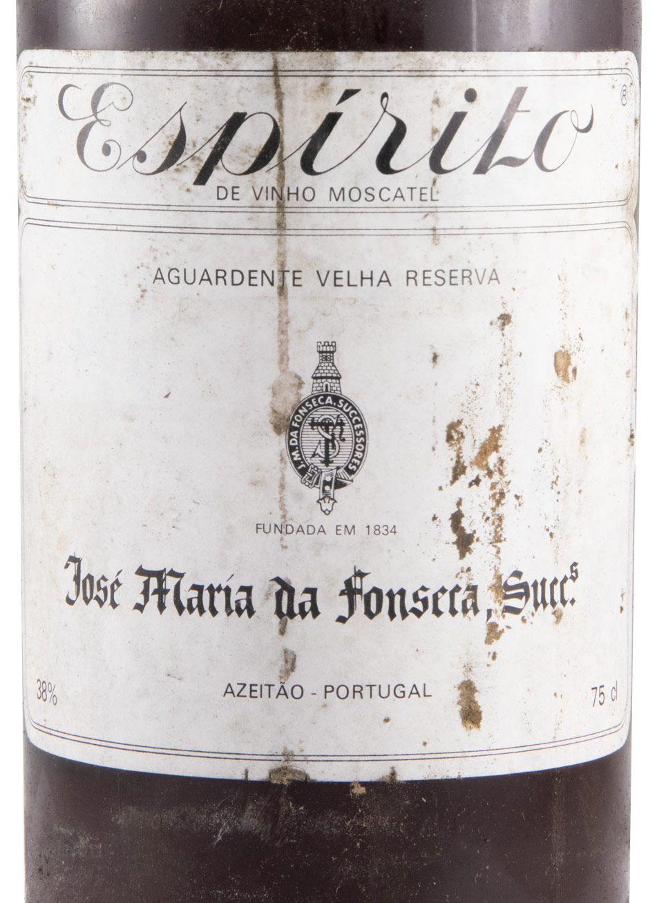 Агуарденте Espírito José Maria da Fonseca 750 мл