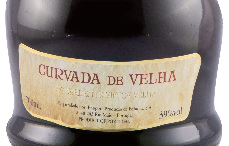 Wine Spirit Curvada da Velha