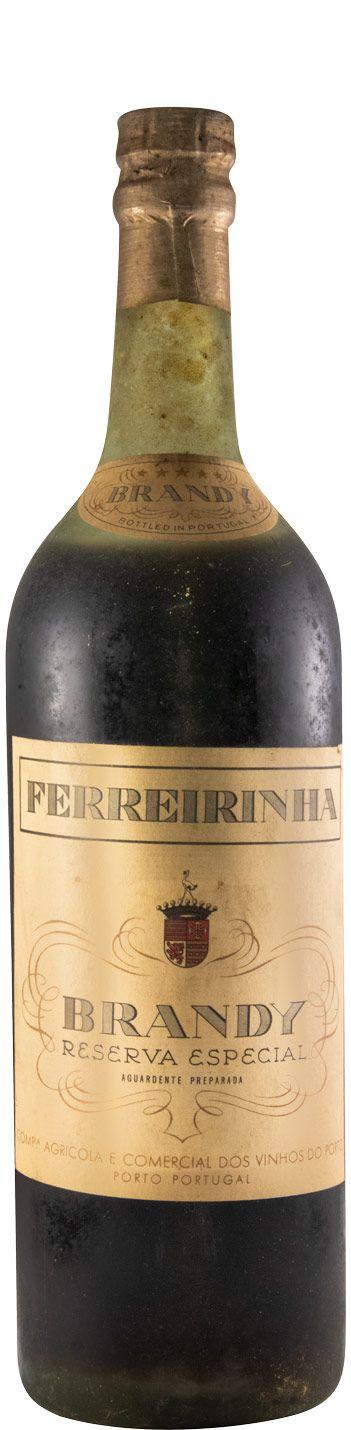Агуарденте Ferreirinha Особый резерв (пробка из пробки)