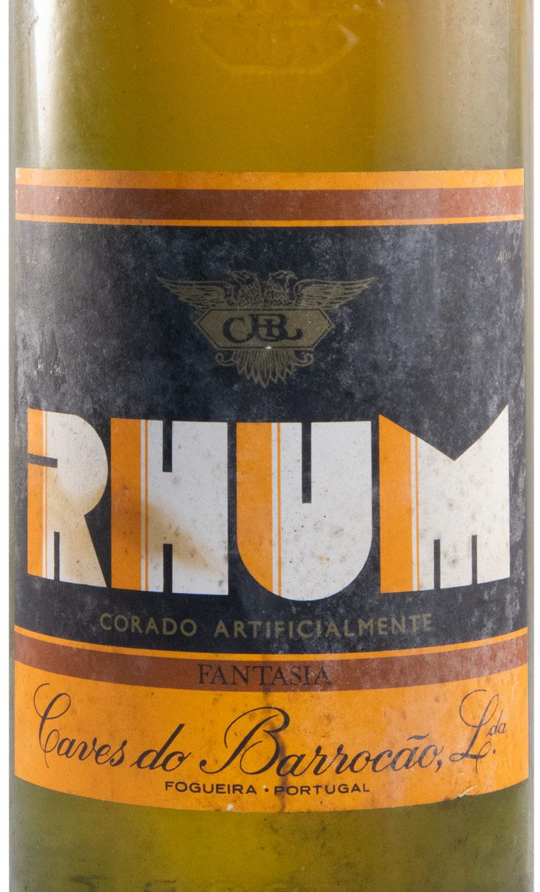 Rhum Barrocão 1L