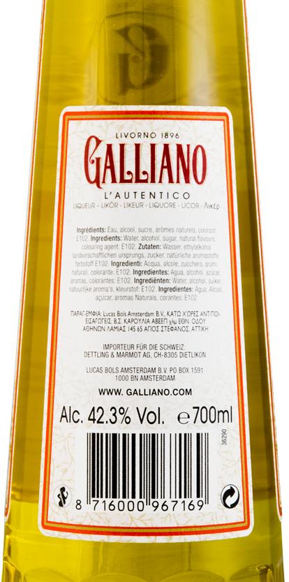 Galliano L'Autentico