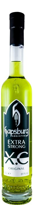 Absinth Extra Strong Hapsburg 89,9% 50cl