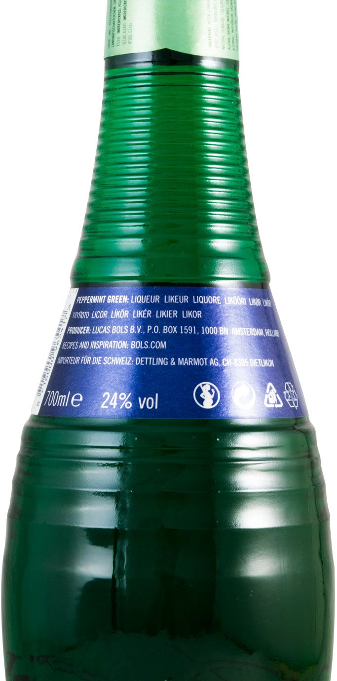 Licor de Hortelã Bols