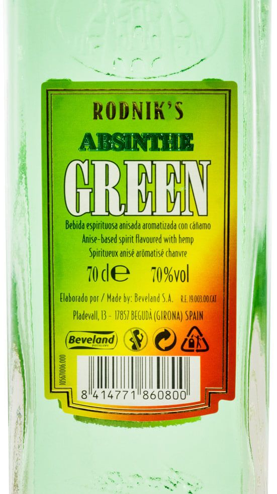 Absinth Rodnik's Cannabis Green
