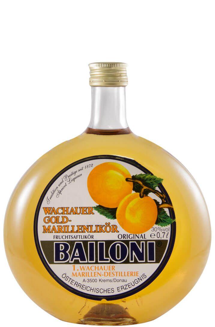 Apricot Liqueur Bailoni Wachauer
